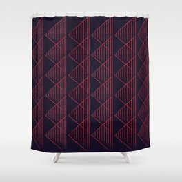 Kos | Hygge Winter Collection Shower Curtain