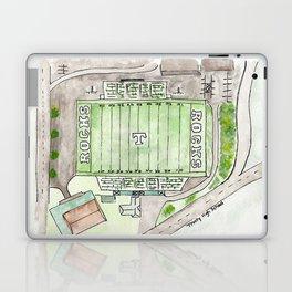 Trinity High School Football Field, Louisville, KY #gift Laptop & iPad Skin