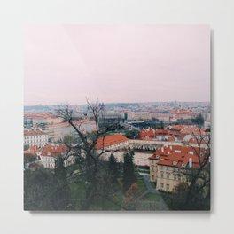 Praha Part II Metal Print