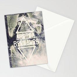 AURORA BOREALIS#01 Stationery Cards