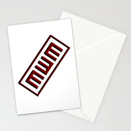 Kazekage Symbol Stationery Cards
