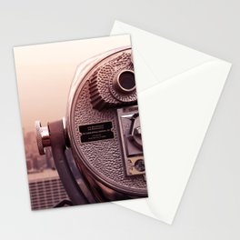 Warm Empire Stationery Cards