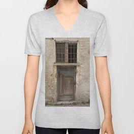 Door number thirteen (13) Unisex V-Neck