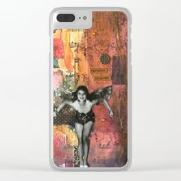 The Laughter Fairy Clear iPhone Case
