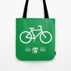 Infinity MPG (Society6 Edition) Tote Bag