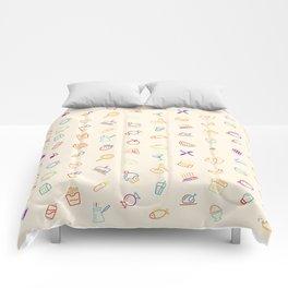 Kitchen Comforters