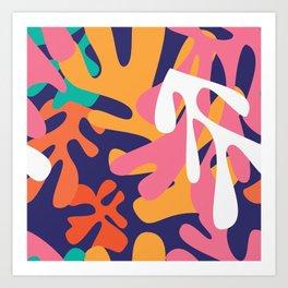 Matisse Pattern 010 Art Print