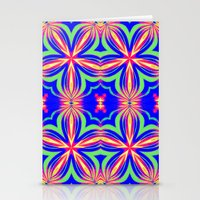 psychedelic Stationery Cards featuring Psychedelic  by 2sweet4words Designs