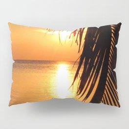 Island sunset relaxation Pillow Sham