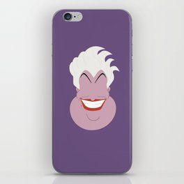 The Little Mermaid - Ursula iPhone Skin