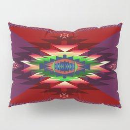 southwest dream in wine Pillow Sham