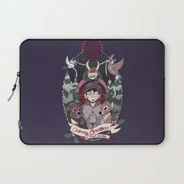 Merry Critter Christmas (South Park) Laptop Sleeve