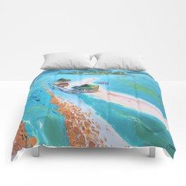 El Acuario  Comforters