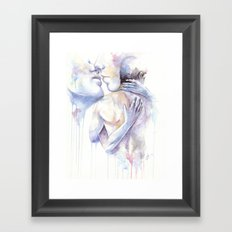 Addicted to You Framed Art Print