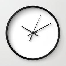 SO FLY Wall Clock