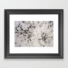 Growing (close-up) Framed Art Print