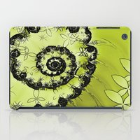 lime iPad Cases featuring Lime by Shalisa Photography