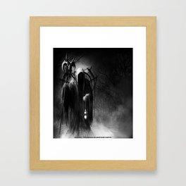 Puritan Framed Art Print