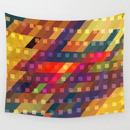 urban light flash Wall Tapestry