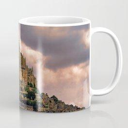 On The Coast Of Normandy Coffee Mug