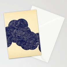 - molecules - Stationery Cards