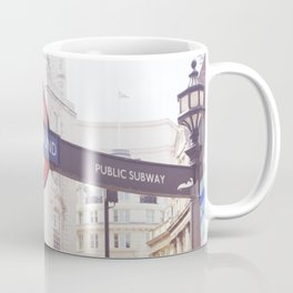 The Underground  Coffee Mug