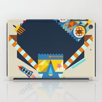 70s iPad Cases featuring 70s by Jaye Kang