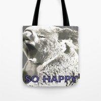 koala Tote Bags featuring Koala  by PureVintageLove