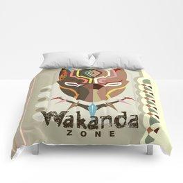 Wakanda Zone Comforters