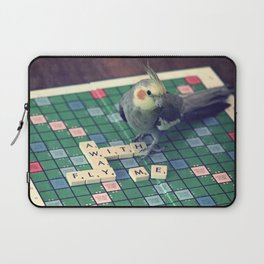 Fly Away With Me Laptop Sleeve