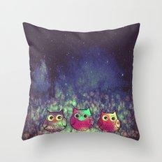 OWL-188 Throw Pillow
