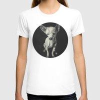 chihuahua T-shirts featuring Chihuahua dog  by Sara.pdf