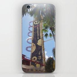 Rip Ride Rock It roller coaster iPhone Skin