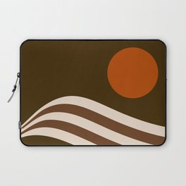Swell - Cocoa Stripes Laptop Sleeve