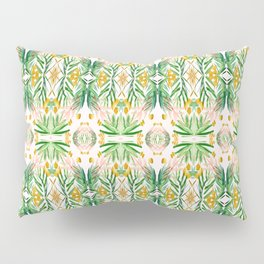 Tiki palms Pillow Sham