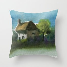 A Place in the Country Throw Pillow