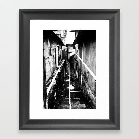 Transitions #5 Framed Art Print