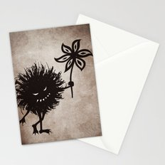 Evil Bug Gives Flower Stationery Cards