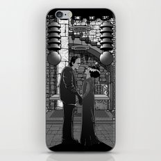 The Monster's bride. iPhone & iPod Skin