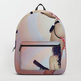 Girls got Balls - censored version Backpack