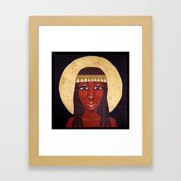 Sirius Daughter no 8 Framed Art Print