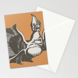 Great Sea Monsters Navigations Stationery Cards
