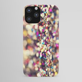Rainbow Sprinkles - an abstract photograph iPhone Case