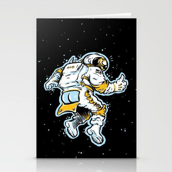 ASStronaut Stationery Cards