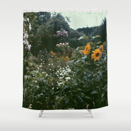 Giverny, France Shower Curtain