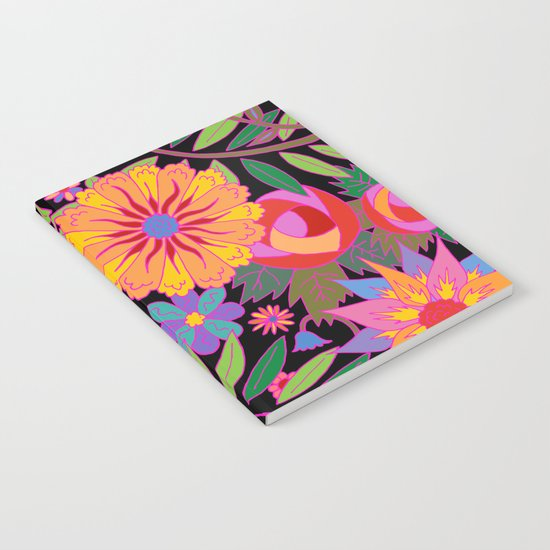 Just Flowers Notebook