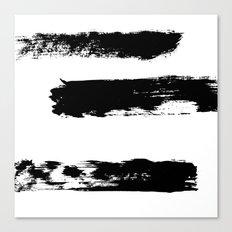 Brush 02 Canvas Print