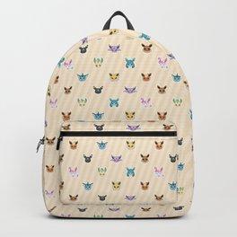 Colorful Pockt Friends Backpack