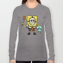 Spongebob Horror Langarmshirt