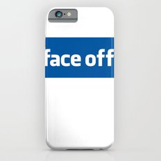 2010 - Face Off iPhone 6s Slim Case